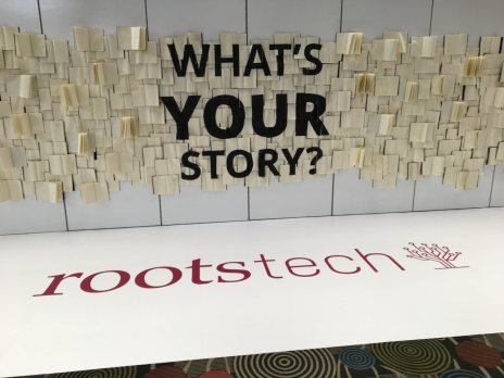 rootstech wall