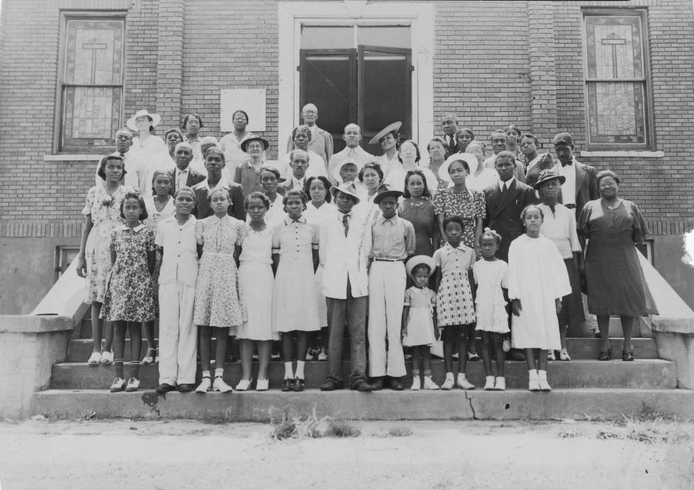 st. paul AME 1940s